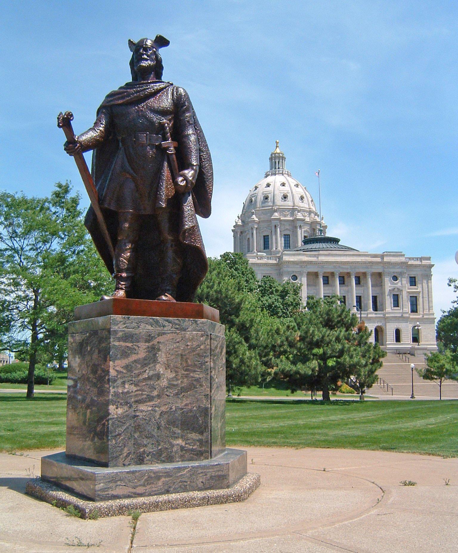 Did Vikings Actually Inhabit Minnesota