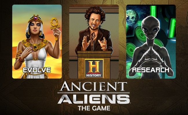 Ancient Aliens The Game