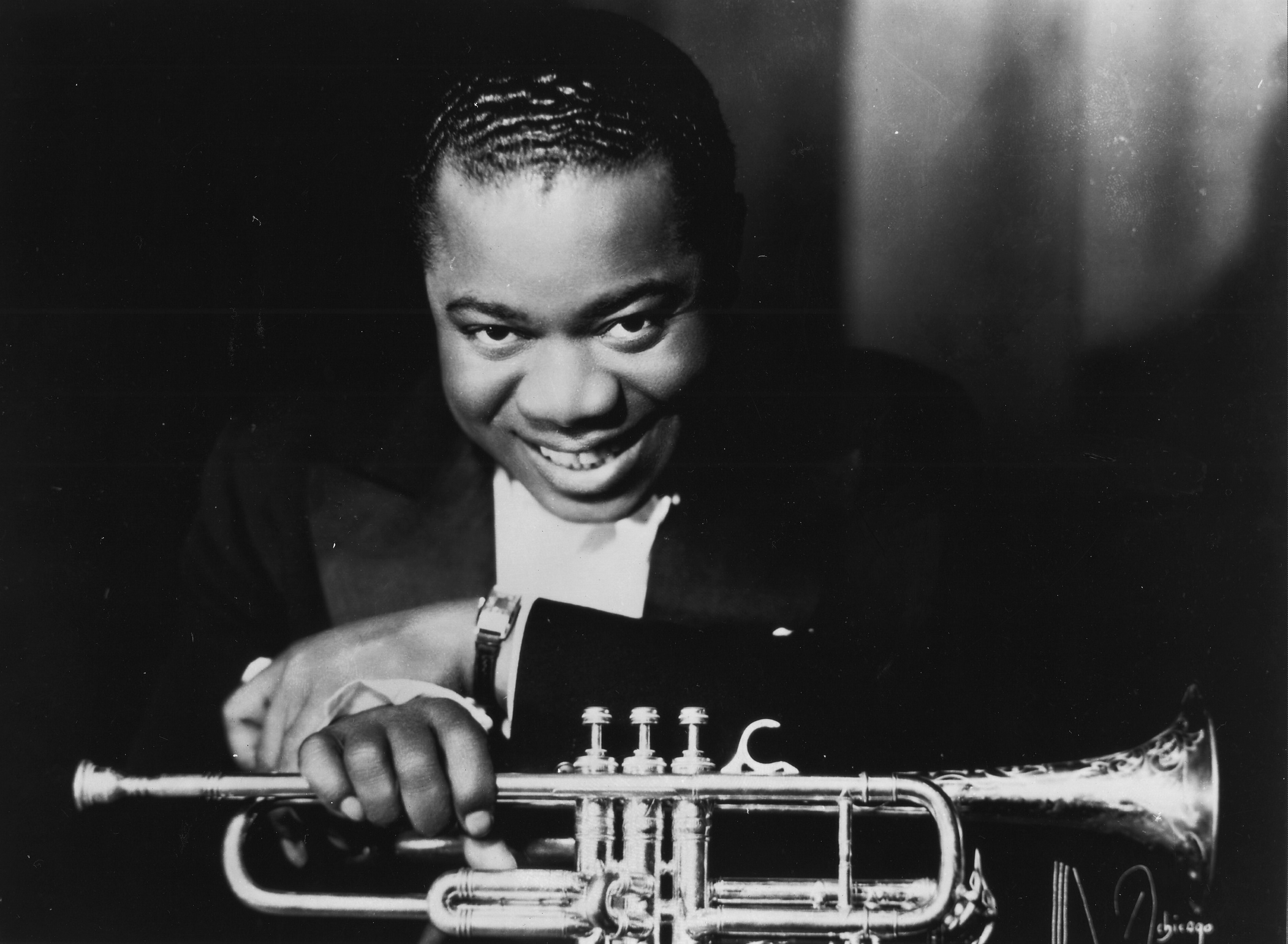 Louis Armstrong Jazz Worksheet