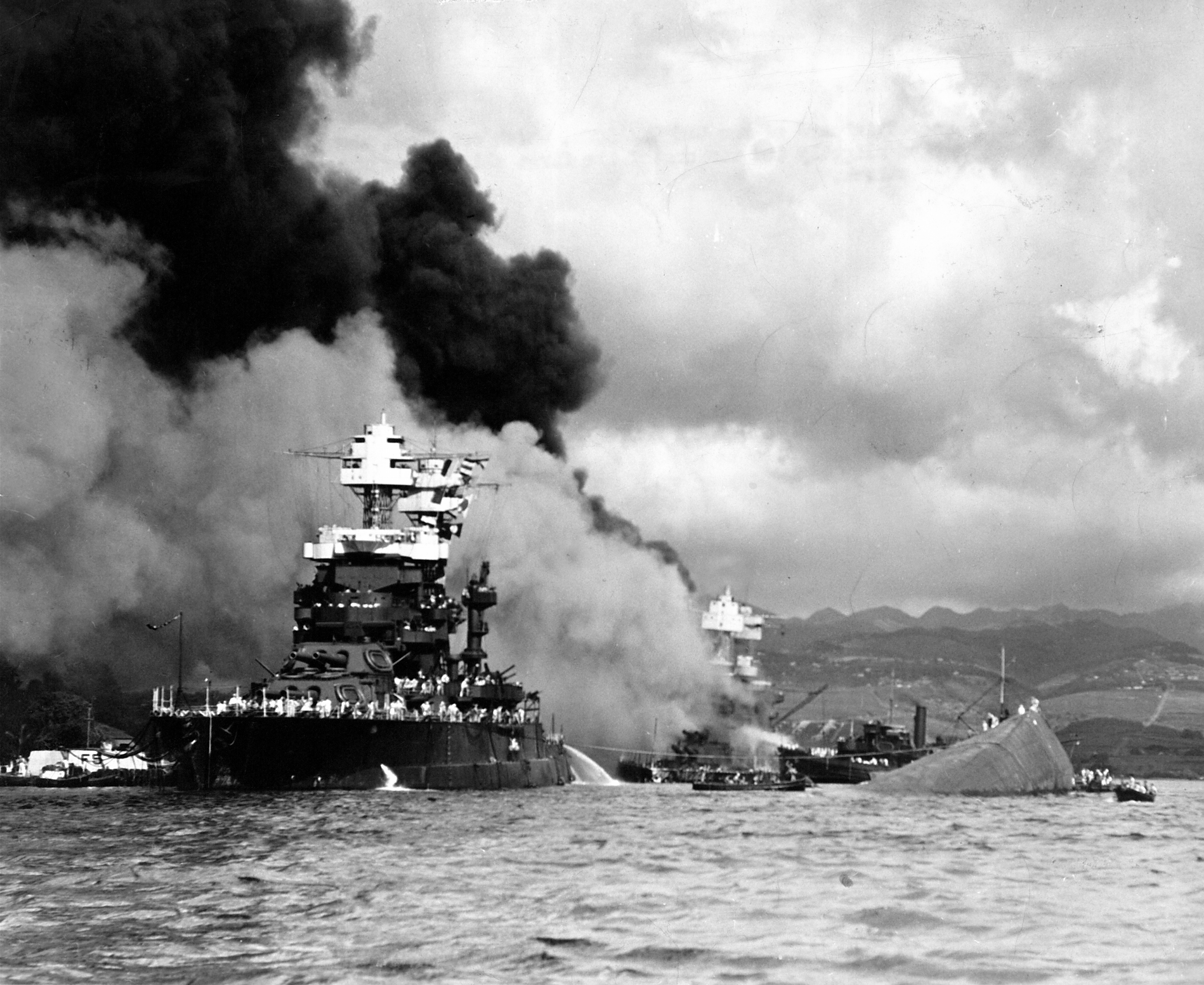 After Pearl Harbor The Race To Save The U S Fleet