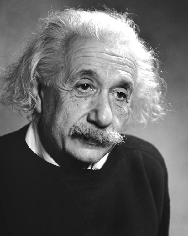 6 Albert Einstein - History In