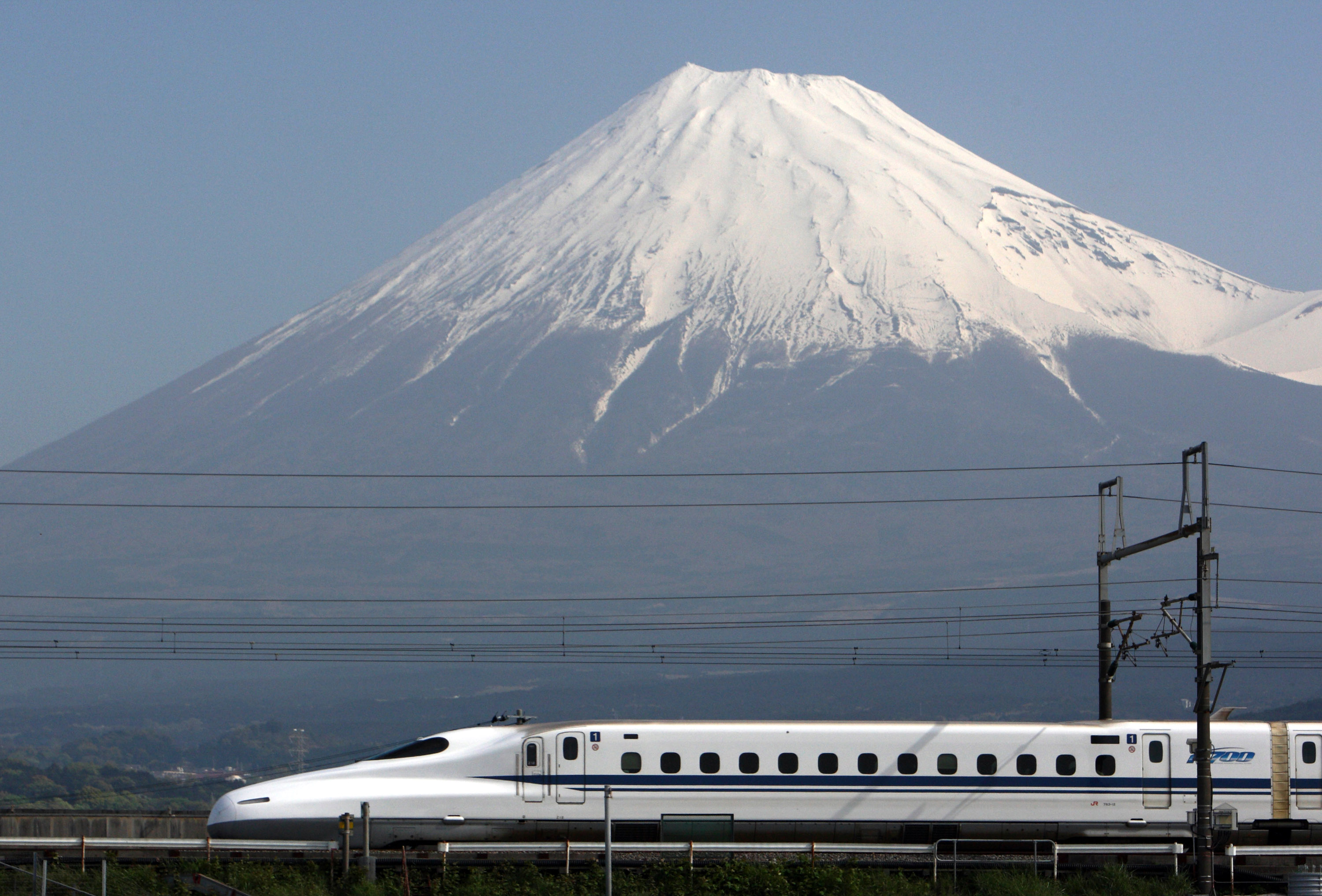 10 Trains That Changed The World