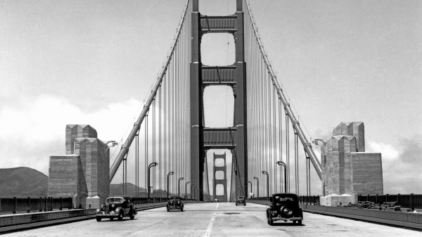 6 Golden Gate Bridge - History In Headlines