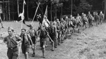 Hitler Youth Turned Generation Of Kids