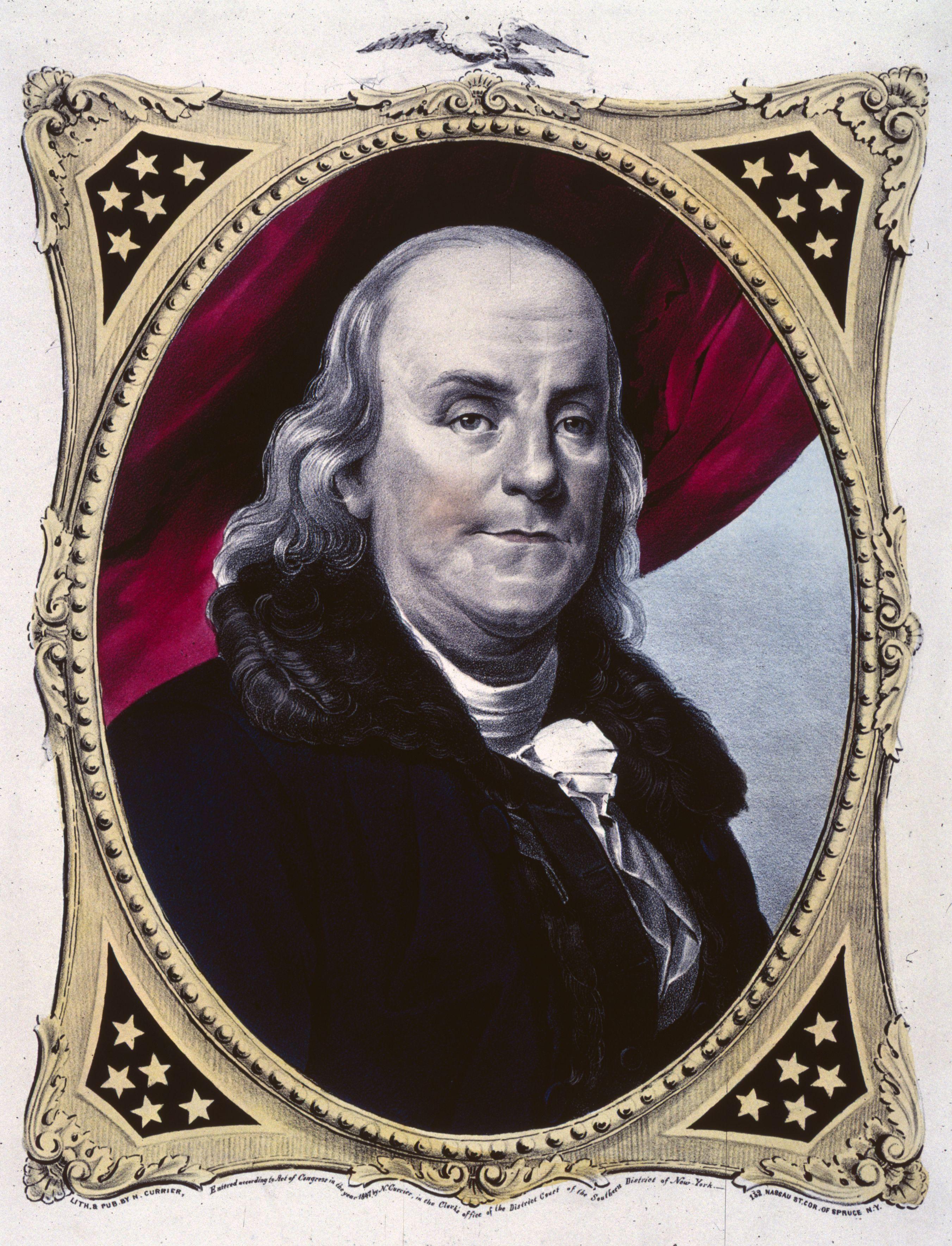 Ben Franklin Photo
