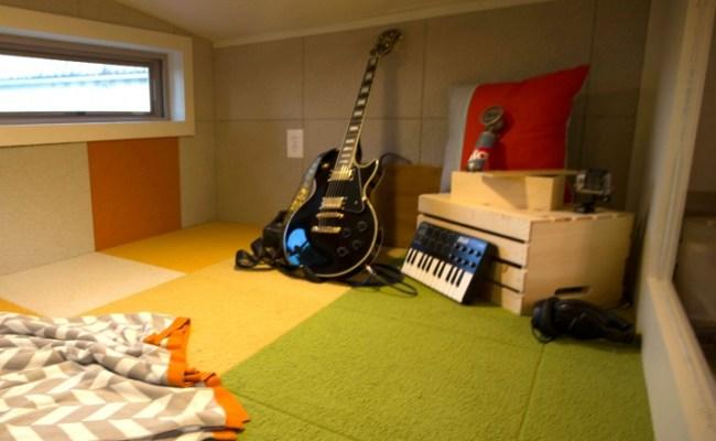 Tiny House Recording Studio