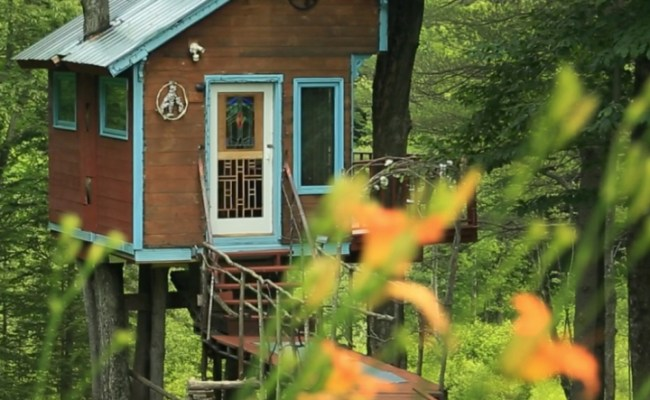 One Great Thing About Being Part Of The Tiny Home Movement