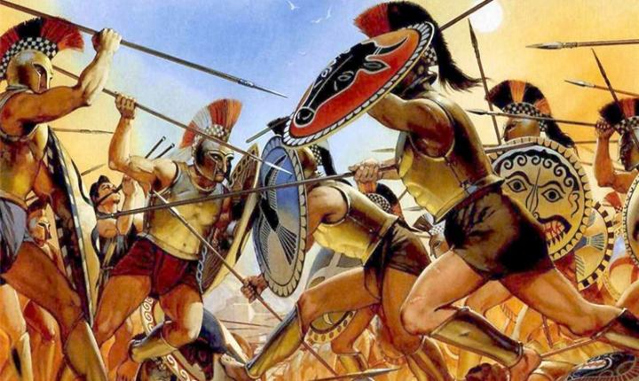 Spartan army was made up of homosexual lovers  History 101