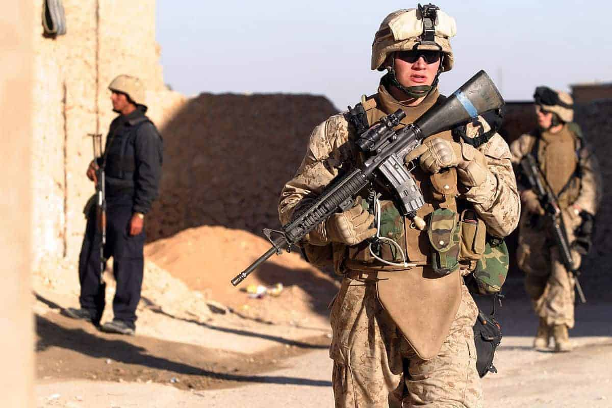 This Day In History The Us Marine Corps Was Founded