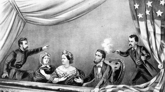 Today In History Abraham Lincoln Is Assassinated 1865