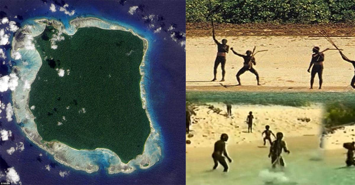 A StoneAge Uncontacted Tribe Murdered the Last Men Who