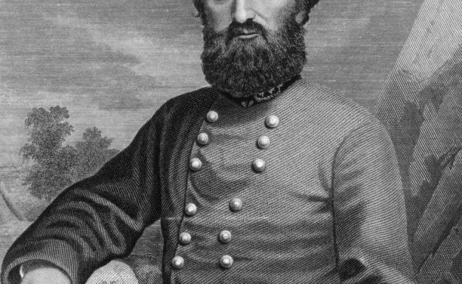 Stonewall Jackson S Arm Got Its Very Own Burial And You