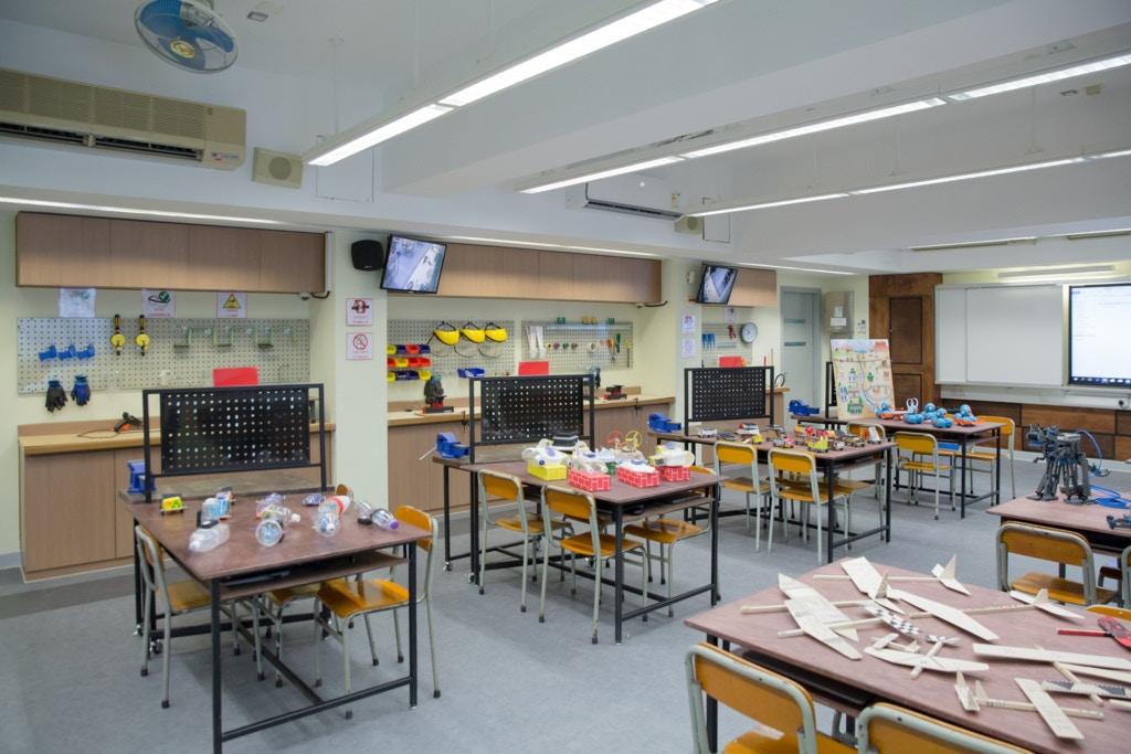 【小學名校】STEM+DIY——東華三院王余家潔紀念小學【尋補 Blog】