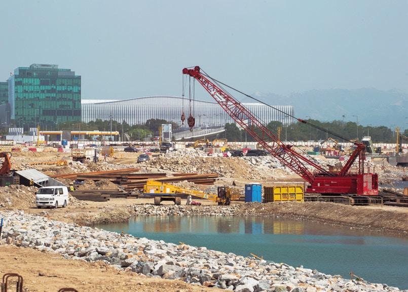 三跑填海或延誤 明日大嶼配萬億基建 香港未來會否無沙用? 香港01 周報