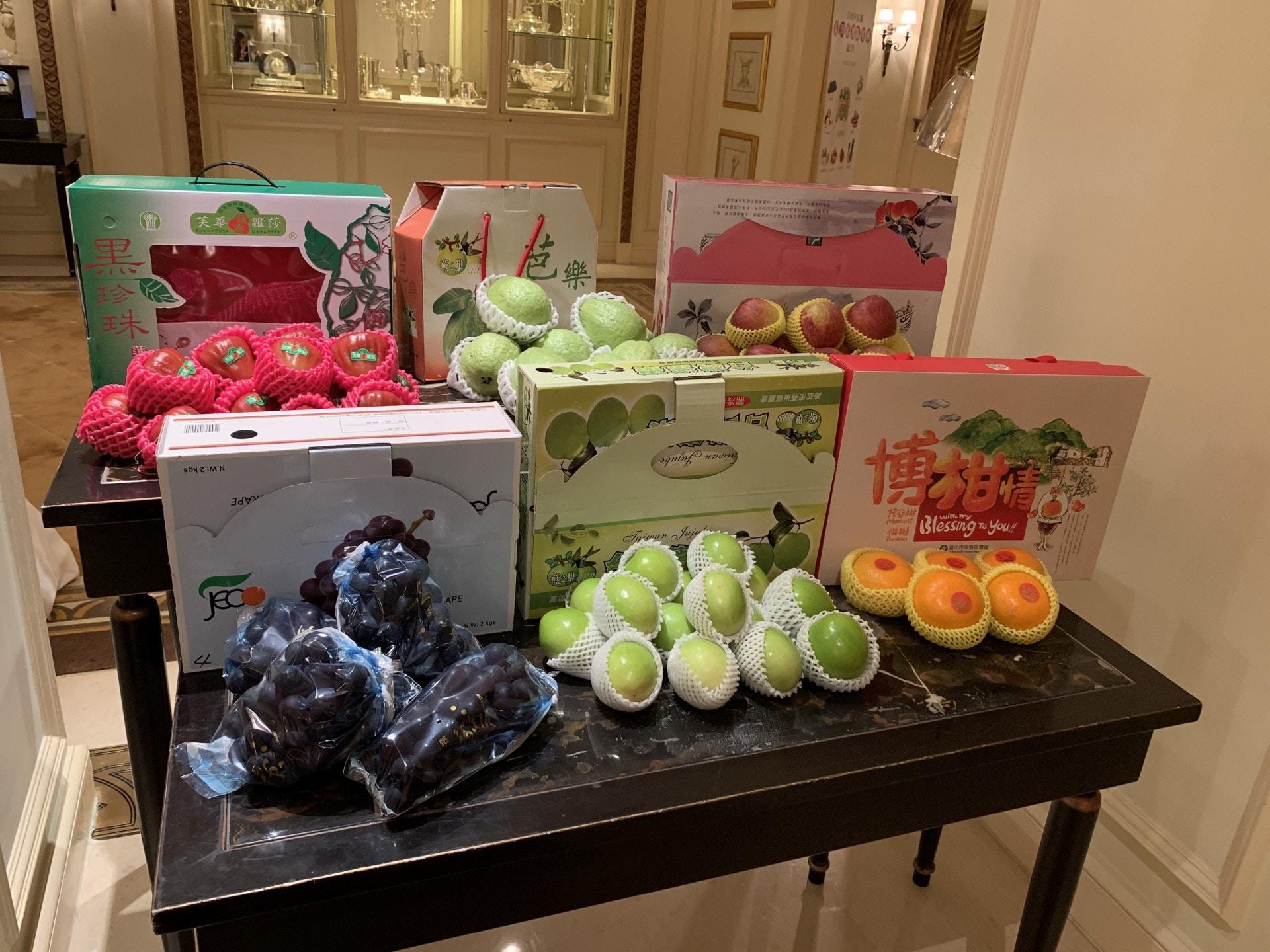 臺灣貿易中心辦水果嘉年華 引入8種當地時令熱門水果 香港01 社會新聞