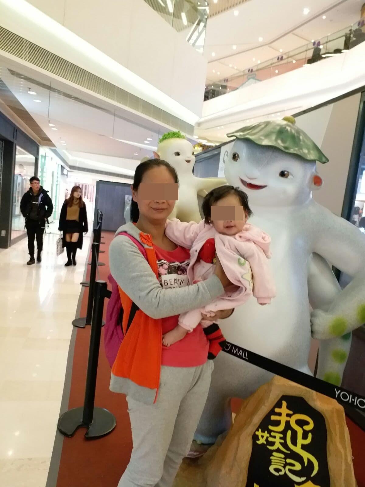 【街頭搶孫】孫女「失蹤」元朗重遇 香港嫲嫲內地外婆街頭爭孫 - 香港 TIMES