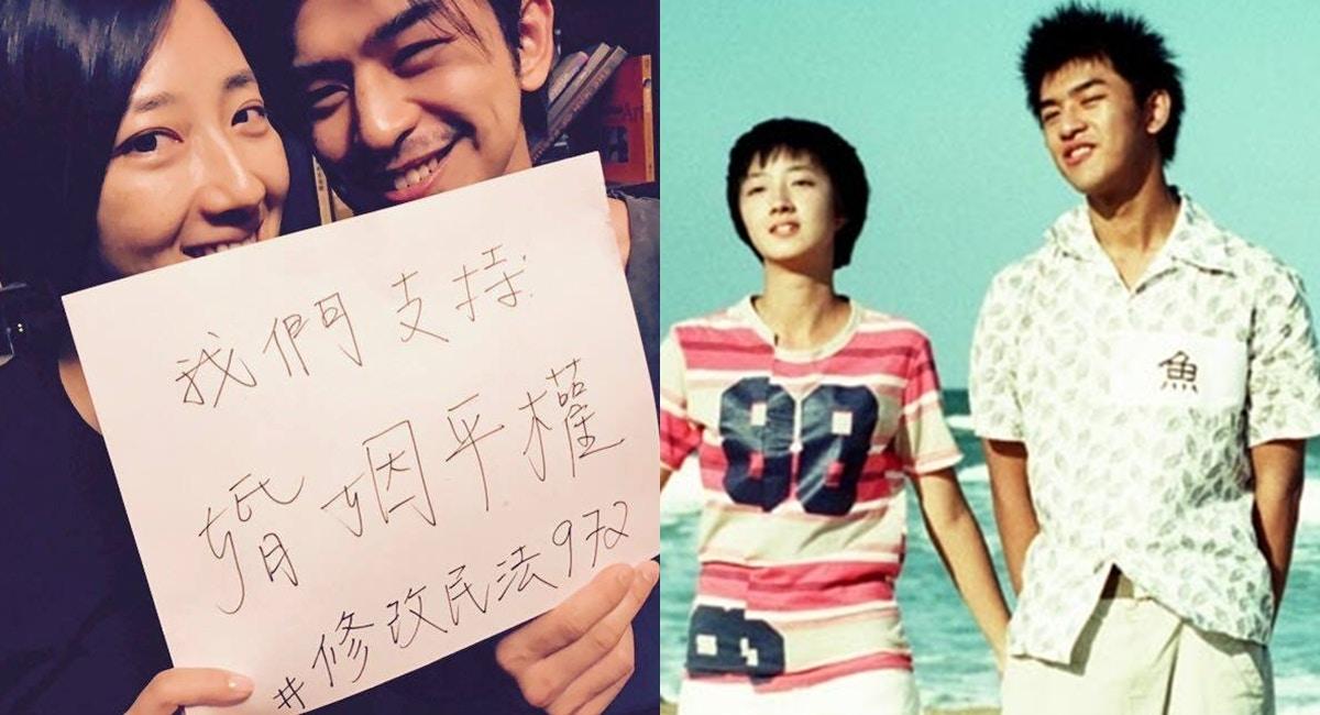 【早過那些年】《藍色大門》已過14年 陳柏霖桂綸鎂合體撐同志 香港01 電影