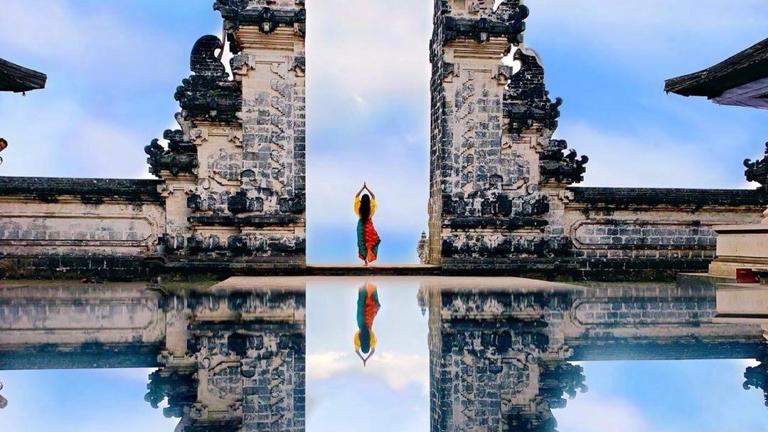 峇里島「天空之門」只是假象? 遊客發現景點純屬虛構極失望|香港01|世界說