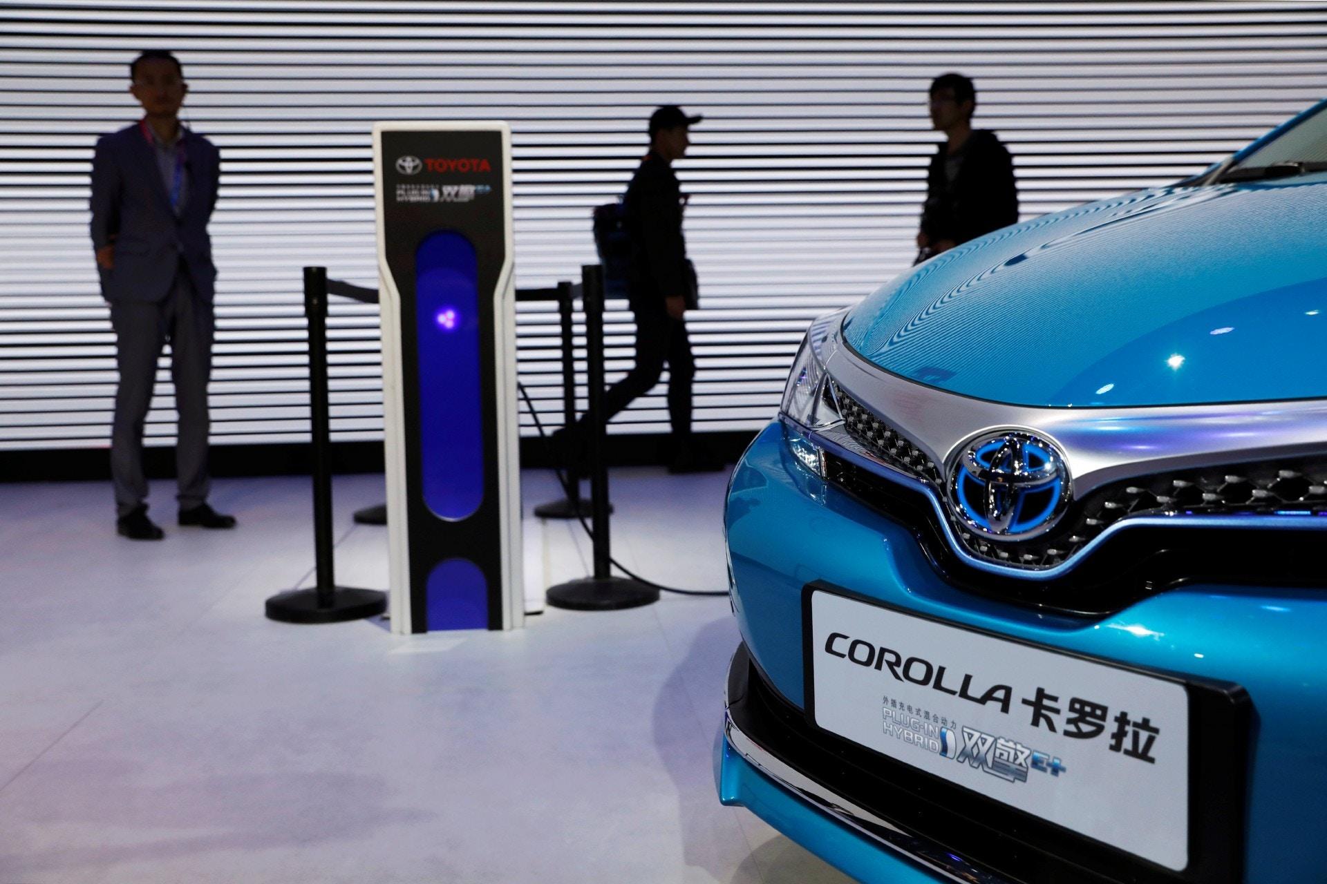 豐田與寧德時代合作 發展電動車電池業務|香港01|財經快訊