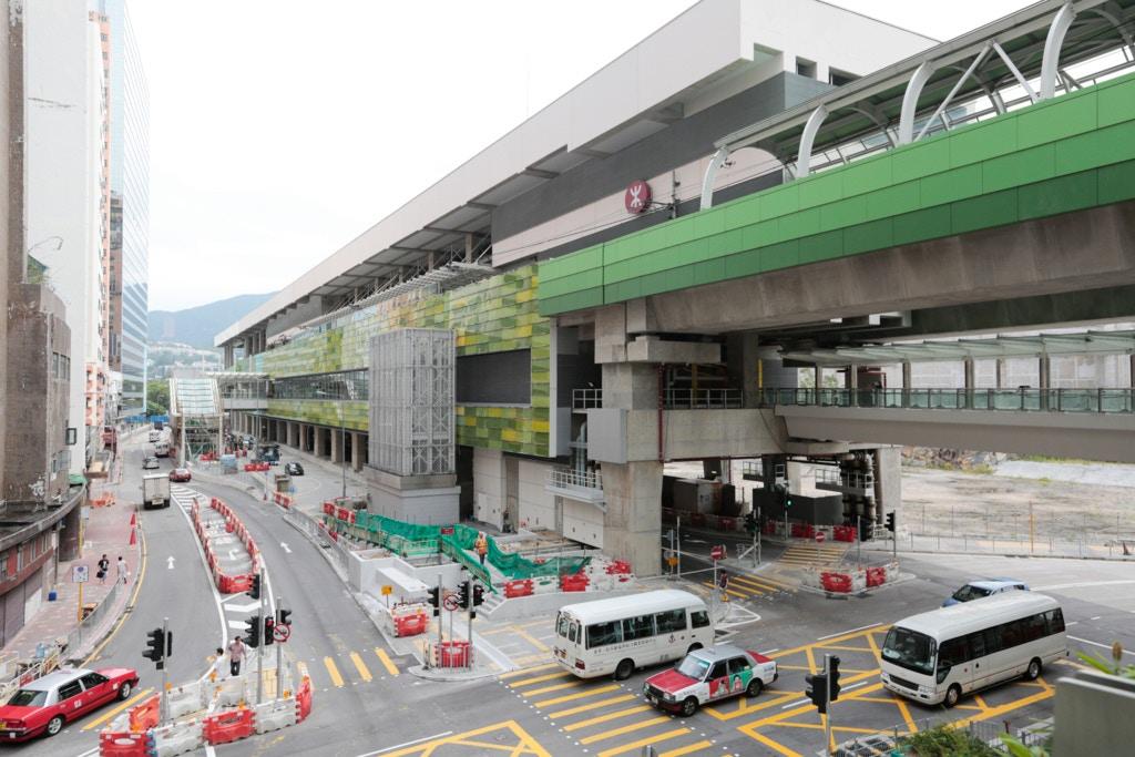路勁平保黃竹坑站1期命名「晉環」 提供815伙|香港01|地產樓市