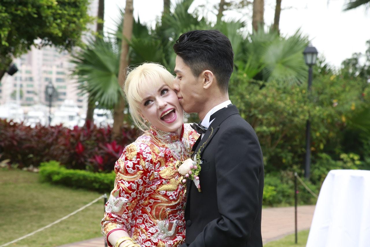 陳明恩跟初戀男友拉埋天窗:婚後先享受二人世界 香港01 即時娛樂