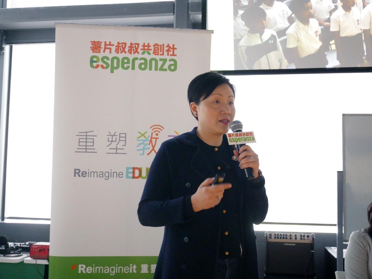 英華小學校長透露面試收生取決於3件事 教家長要這樣「陪讀」 香港01 親子