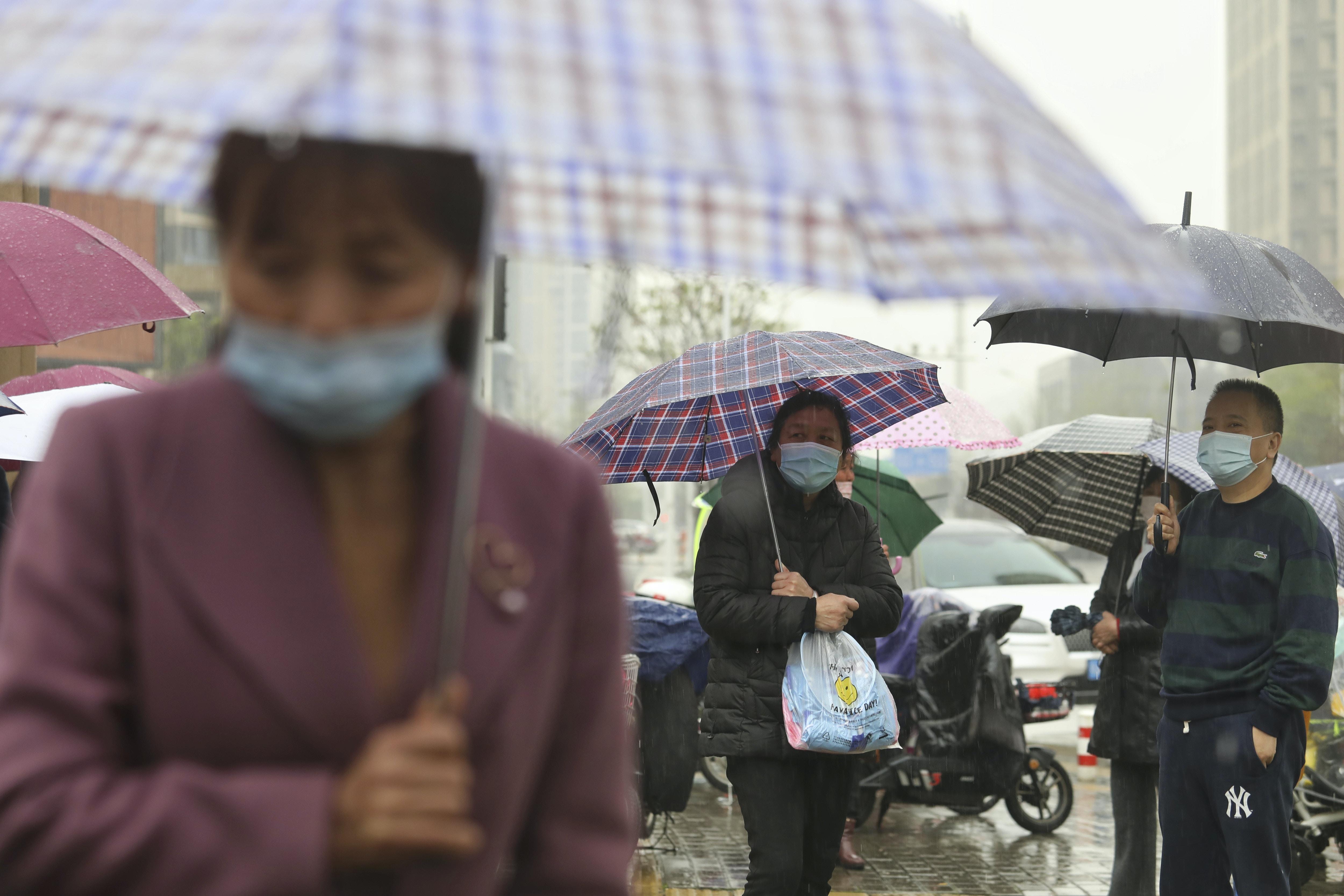 新冠肺炎|世衛專家:病毒或2019年10月起於武漢周邊傳播|香港01|即時國際