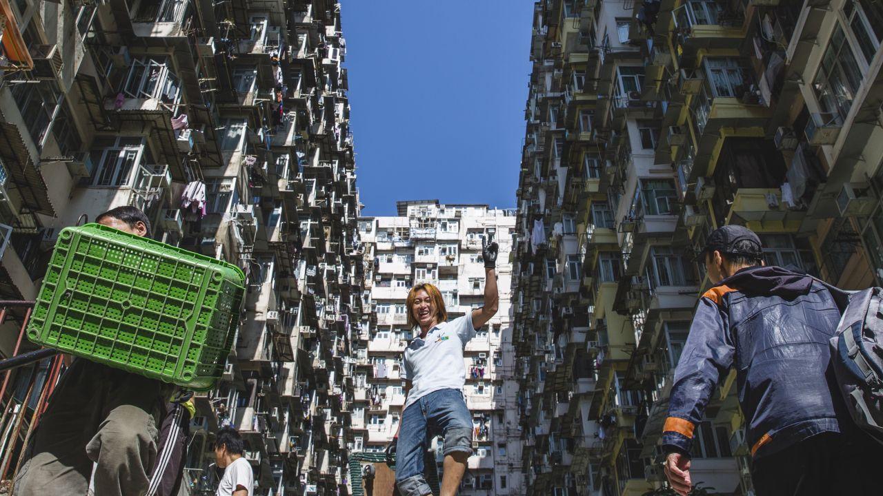 鰂魚涌海山樓何以是打卡聖地?建築學者,前街坊還原真面目 香港01 社區 