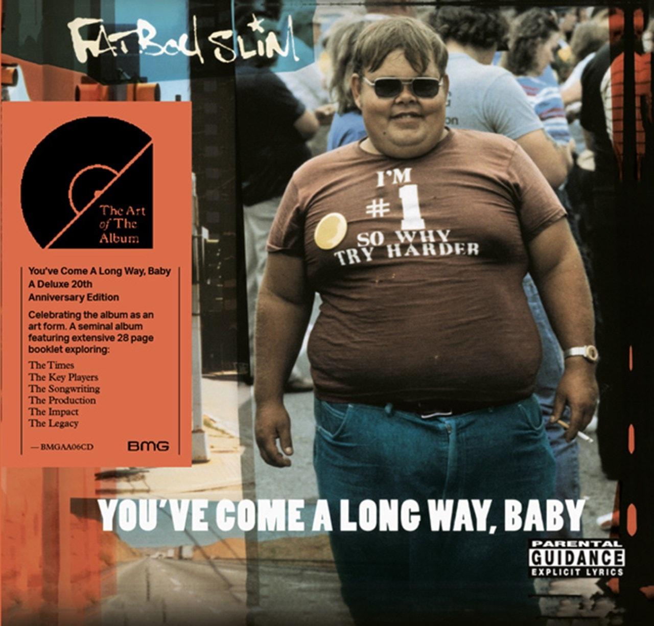 You've Come a Long Way, Baby   Vinyl 12