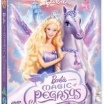 Barbie The Magic Of Pegasus Dvd Free Shipping Over 20 Hmv Store