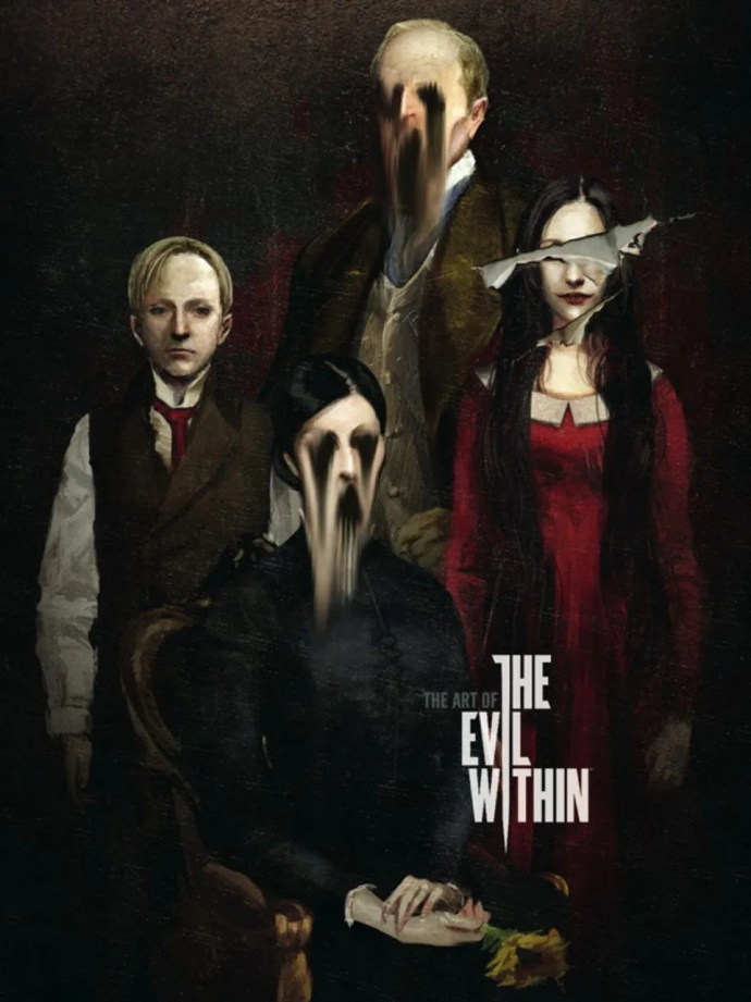 the evil within 1 victoriano family