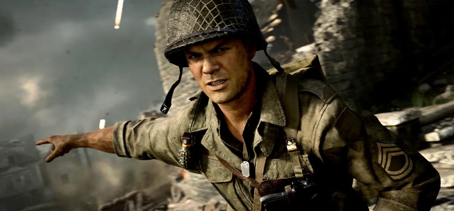 Call Of Duty WWII 9 Semanas En El Top Ventas Iguala A