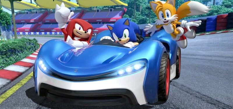 Análisis de Team Sonic Racing, el nuevo juego de carreras - HobbyConsolas  Juegos