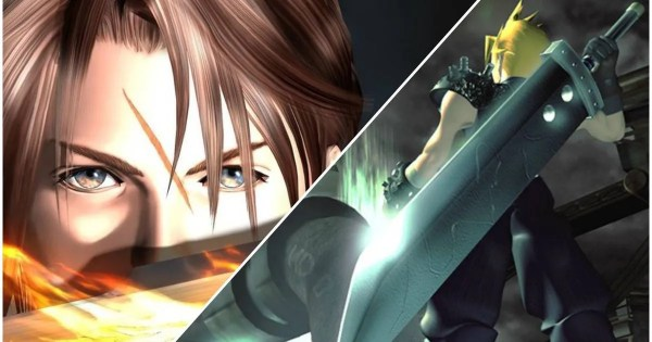 Las ediciones físicas de Final Fantasy VII y Final Fantasy VIII Remastered  llegan a Nintendo Switch y PS4 - HobbyConsolas Juegos