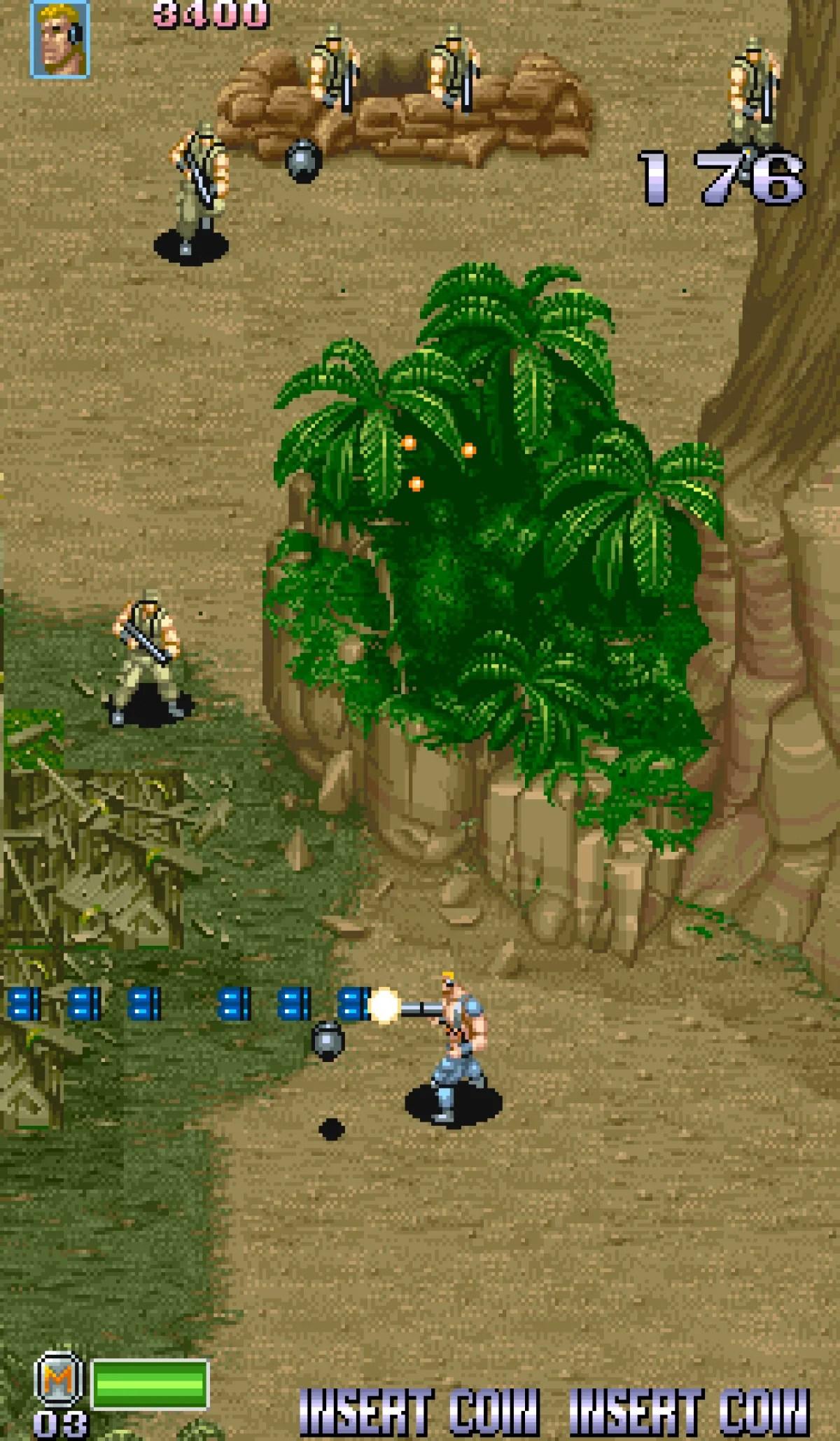 Juegos De Guerra Antigua Ps4 : juegos, guerra, antigua, Mejores, Juegos, Guerra, Retro, Commando,, Cabal,, Mercs..., HobbyConsolas