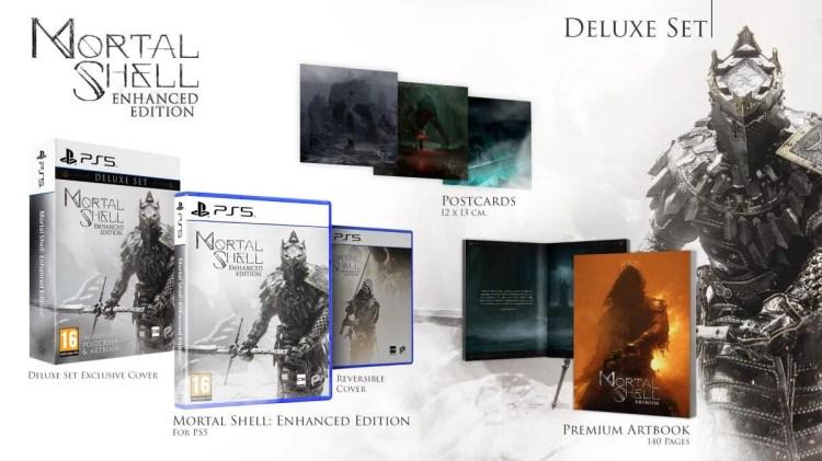 Anunciado Mortal Shell Enhanced Edition, la versión next gen del soulslike  de Cold Symmetry (ACTUALIZADO) - HobbyConsolas Juegos