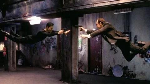 La película Matrix cumple 20 años