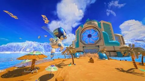 Astro's Playroom Impressions on PS5 We've already played it!