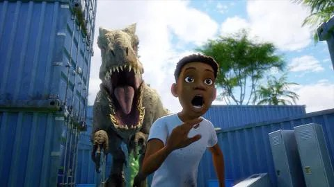 Jurassic World: Dominion to connect with Netflix series Jurassic World: Cretaceous Camp