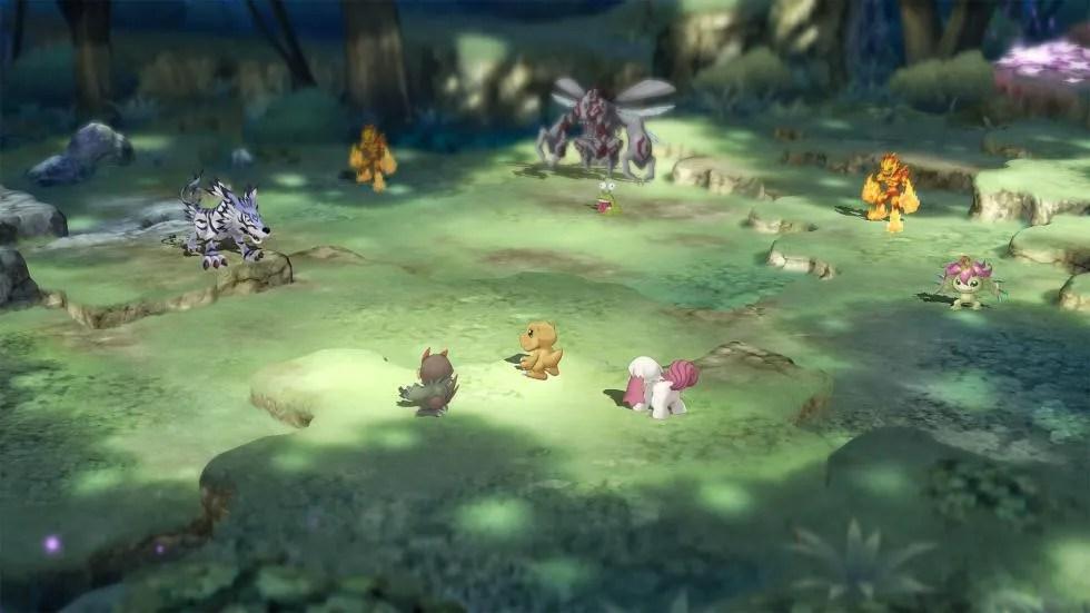 Digimon Survive Para Ps4 Y Nintendo Switch Nuevos