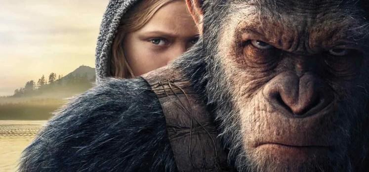 Resultado de imagen de la guerra del planeta de los simios