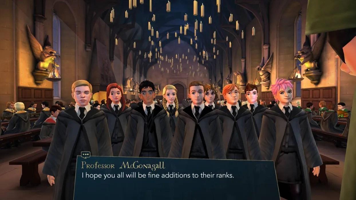 Trucos y consejos para empezar a jugar a Harry Potter