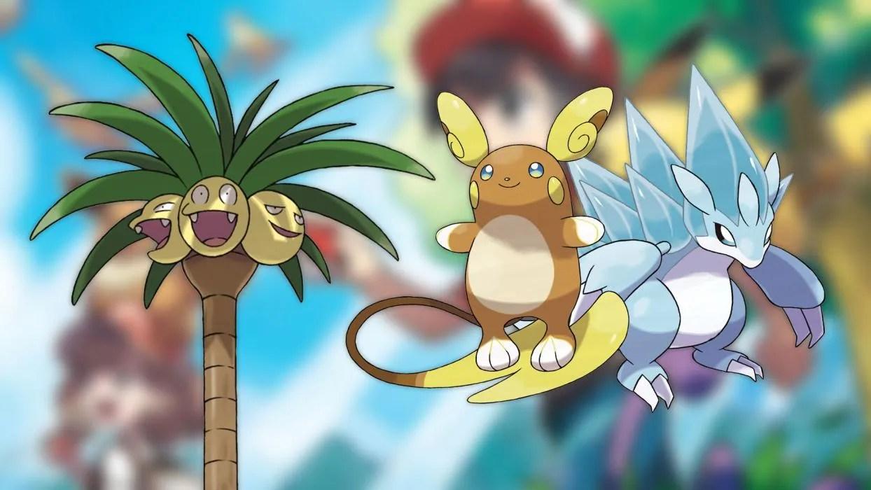 Cómo conseguir pokémon de Alola en Pokémon Let's Go Pikachu y Let's Go Eevee - Guías y trucos en HobbyConsolas Juegos
