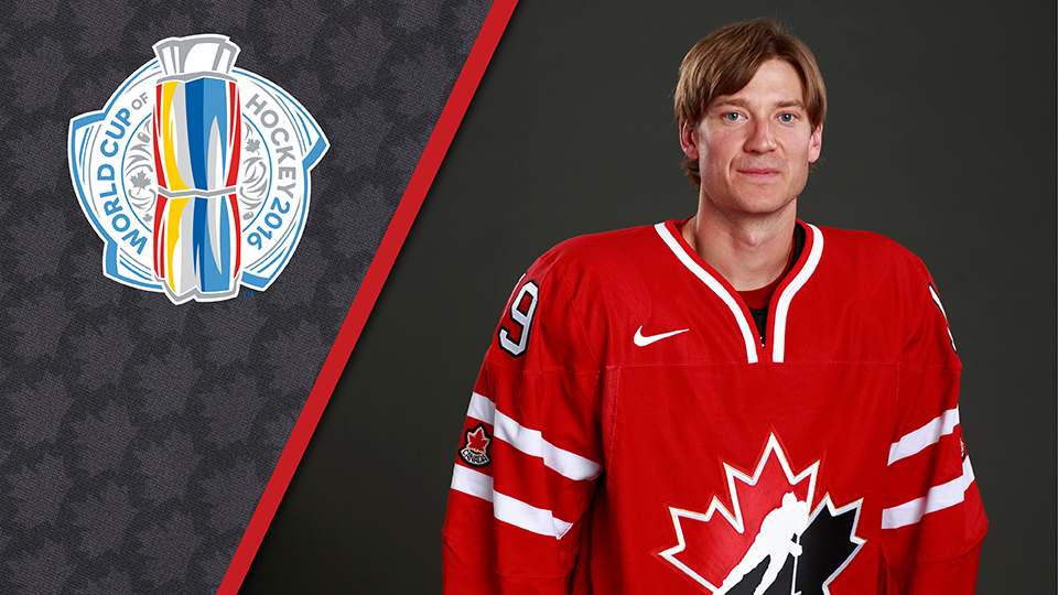World Cup Of Hockey Team Canada Player Update Bouwmeester