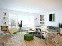 White Living Rooms