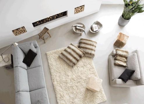hite Living Room