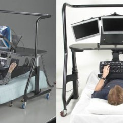 Office Chair Ergonomic Cushion Desk Carpet Ultimate Computer Setups - Cool Room Design