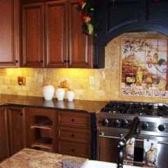 Tuscan Style Kitchen Aid Superba Kitchens By Linda Paul