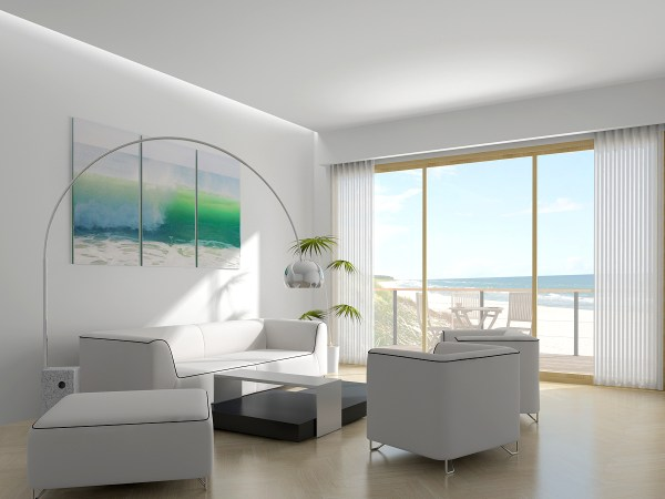 Beach House Interior Paint
