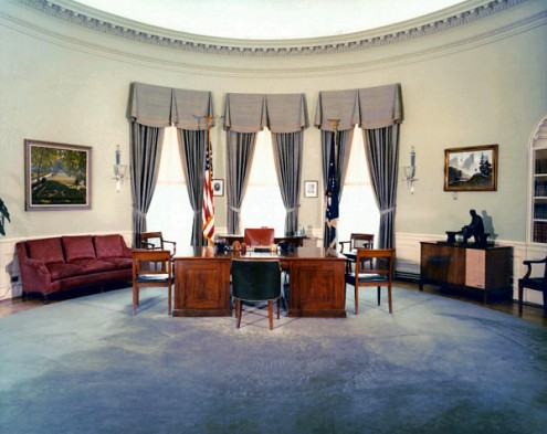 US Presidents Office Interiors  Home Design